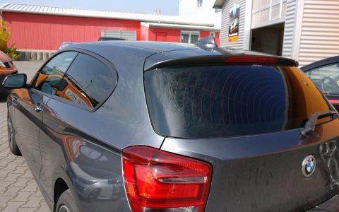 BMW 1er - Scheibentönung
